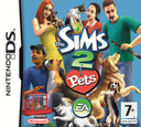 The Sims 2 - Pets DS coverS (A4OP)