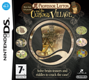 Professor Layton and the Curious Village DS coverS (A5FP)