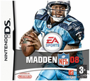 Madden NFL 08 DS coverS (A5UP)
