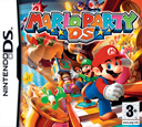 Mario Party DS DS coverS (A8TP)