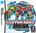 Custom Robo Arena DS coverS (ACLP)