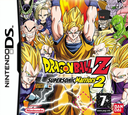 Dragon Ball Z - Supersonic Warriors 2 DS coverS (ADBP)