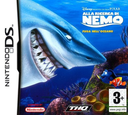 Finding Nemo - Escape to the Big Blue DS coverS (AFNY)