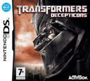 Transformers - Decepticons DS coverS (AFYP)