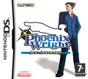 Phoenix Wright - Ace Attorney DS coverS (AGYP)