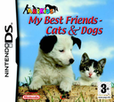 My Best Friends - Cats & Dogs DS coverS (AHJX)