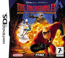 The Incredibles - Rise of the Underminer DS coverS (AICP)