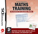 Professor Kageyama's Maths Training - The Hundred Cell Calculation Method DS coverS (AIZP)