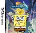 SpongeBob's Atlantis SquarePantis DS coverS (AL3P)