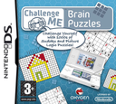 Challenge Me - Brain Puzzles DS coverS (ANQP)