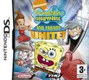 SpongeBob SquarePants and Friends Unite! DS coverS (ANUP)