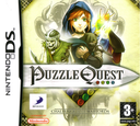 Puzzle Quest - Challenge of the Warlords DS coverS (AQWP)