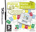 Challenge Me - Maths Workout DS coverS (AR6P)