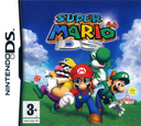 Super Mario 64 DS DS coverS (ASMP)