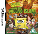 SpongeBob and Friends - Battle for Volcano Island DS coverS (AVKP)