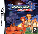 Advance Wars - Dual Strike DS coverS (AWRP)
