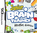 Junior Brain Trainer - Maths Edition DS coverS (B2EP)