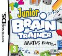 Junior Brain Trainer DS coverS (B2EX)