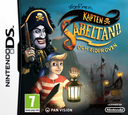Captain Sabertooth and the Trials by Fire DS coverS (B49P)