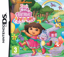Dora's Big Birthday Adventure DS coverS (B4DY)