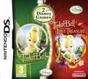 Tinker Bell + Tinker Bell and the Lost Treasure DS coverS (B6KP)