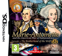 Marie-Antoinette and the American War of Independence - Episode 1 - The Brotherhood of the Wolf DS coverS (BA5P)
