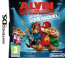 Alvin and the Chipmunks - The Squeakquel DS coverS (BAVX)