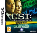 CSI - Crime Scene Investigation - Deadly Intent - The Hidden Cases DS coverS (BCIP)
