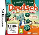 Lernerfolg Grundschule - Deutsch - Der Rechtschreibtrainer DS coverS (BD8X)