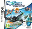 MySims - SkyHeroes DS coverS (BFLP)