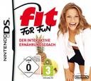 Fit for Fun - Der Interaktive Ernaehrungscoach DS coverS (BFOD)