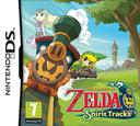 The Legend of Zelda - Spirit Tracks DS coverS (BKIP)