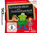 Konzentration und Aufmerksamkeit 1.-4. Klasse DS coverS (BL6D)