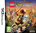 LEGO Indiana Jones 2 - The Adventure Continues DS coverS (BLJP)