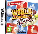 World Championship Sports - Summer DS coverS (BLSP)