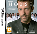 House M.D. - The Official Game DS coverS (BMHP)
