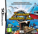 Treasure Master DS coverS (BNVP)