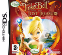 Tinker Bell and the Lost Treasure DS coverS (BTBX)