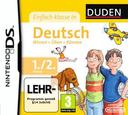 Duden - Einfach Klasse in Deutsch - 1. und 2. Klasse DS coverS (BU5D)