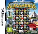The Lost Treasures of Alexandria DS coverS (BVTP)
