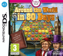 Around the World in 80 Days DS coverS (BW8P)