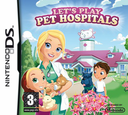 Let's Play Pet Hospitals DS coverS (C2HP)