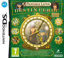 Professeur Layton et le Destin Perdu DS coverS (C3JF)