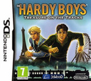The Hardy Boys - Treasure on the Tracks DS coverS (C3TP)