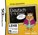 Deutsch 1.-4. Klasse - Fit fuers Gymnasium DS coverS (C6ZD)
