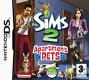 The Sims 2 - Apartment Pets DS coverS (CAPP)