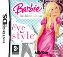 Barbie Fashion Show - An Eye for Style DS coverS (CBFP)