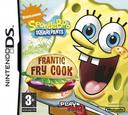 SpongeBob SquarePants - Frantic Fry Cook DS coverS (CCKP)