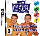 C'Est Pas Sorcier - Les Fabuleux Defis de Fred & Jamy DS coverS (CE2F)