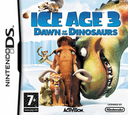 Ice Age 3 - Dawn of the Dinosaurs DS coverS (CI3P)